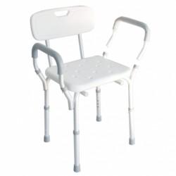 Sedile Doccia con schienale...