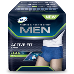 TENA Men Active Fit Pants